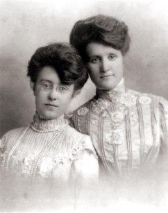 Hubbell Sisters - Barbara and Adella