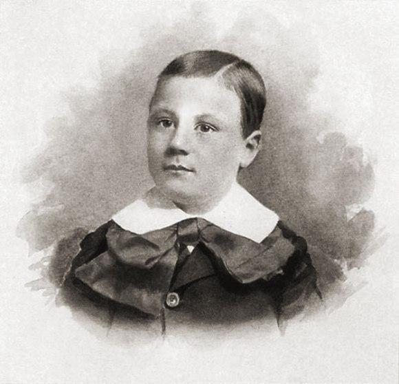 Roman Hubbell - Circa 1898