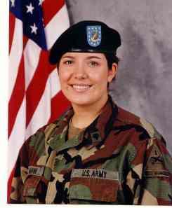 Katherine Feltmann - US Army