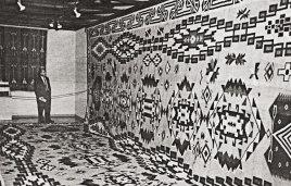 Hubbell Navajo Rug