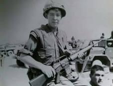 Leroy Martinez - US - Army, Vietnam - Purple Heart Recipient