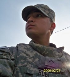 Will Rubi - US Army
