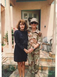 Randy Styner- US Marines - Desert Storm