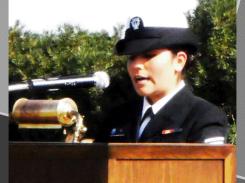 Evelyn Rubi - US Navy